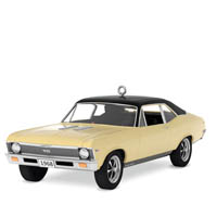 2018 1968 Chevrolet Nova SS, Classic American Cars #28 - PRE-ORDER, SHIPS AFTER JULY 14