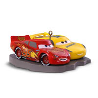 2018 Lightning McQueen and Cruz Ramirez, Disney/Pixar Cars 3