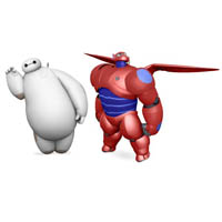 2018 Baymax, Disney Big Hero 6