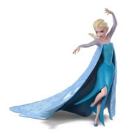 2018 Queen Elsa of Arendelle, Disney Frozen