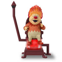 2018 He's Mr. Heat Miser!, The Year Without a Santa Claus