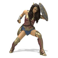 2018 Wonder Woman, DC - DB