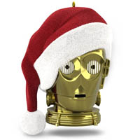 2018 Holiday C-3PO, Star Wars, Magic