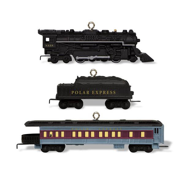 2018 LIONEL The Polar Express, Miniature - AVAIL OCT