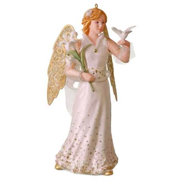 2018 Peace, Christmas Angels #1