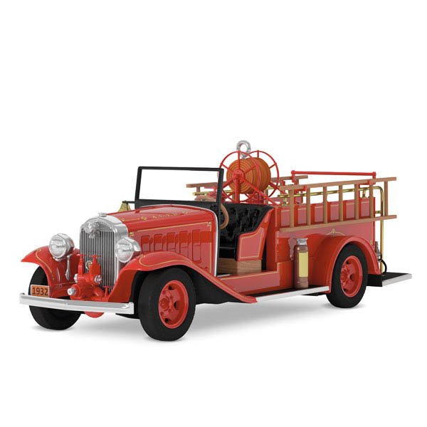2018 1932 Buick Fire Engine, Fire Brigade #16, Magic