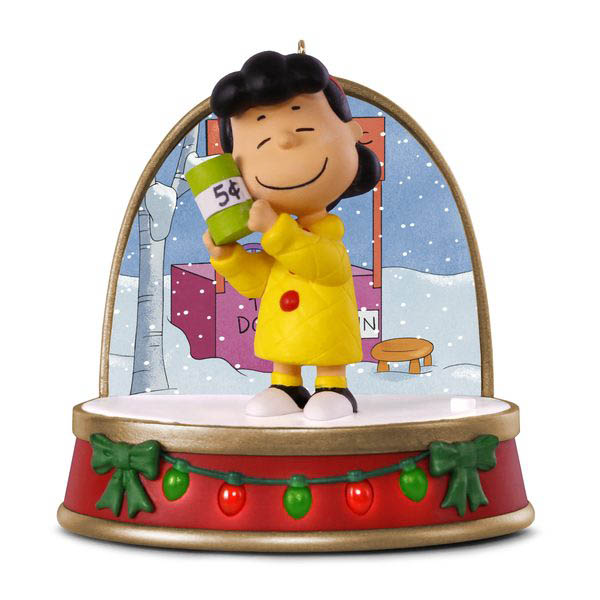 2018 Lucy - A Charlie Brown Christmas, PEANUTS - AVAIL NOV