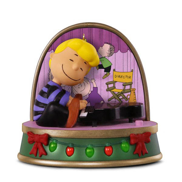 2018 Schroeder - A Charlie Brown Christmas, PEANUTS - AVAIL NOV