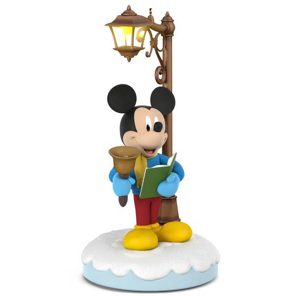2018 Merry Mickey, Disney Christmas Carolers - PRE-ORDER NOW, SHIPS AFTER JULY 14