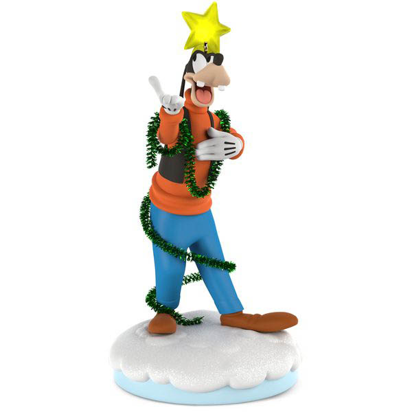 2018 Gleeful Goofy, Disney Christmas Carolers - PRE-ORDER NOW, SHIPS AFTER OCT 6