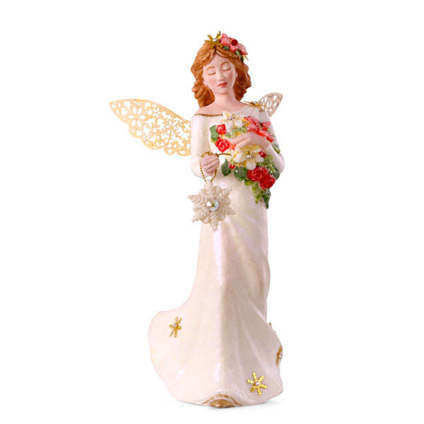 2018 Winter Angel, Premium Ornament - DB