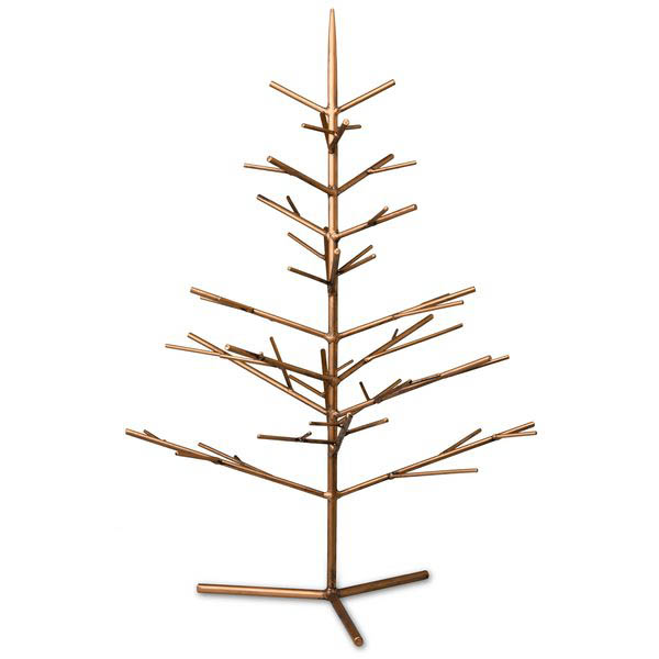 2018 Metal Miniature Tree - PRE-ORDER NOW, SHIPS AFTER JULY 14
