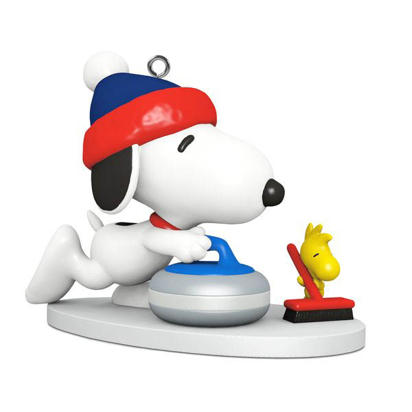 2018 Winter Fun With Snoopy #21