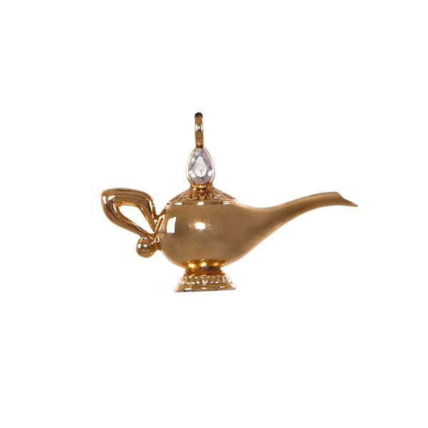 2018 Genie's Lamp, Disney Aladdin, Miniature - PRE-ORDER NOW, SHIPS AFTER  JULY 14