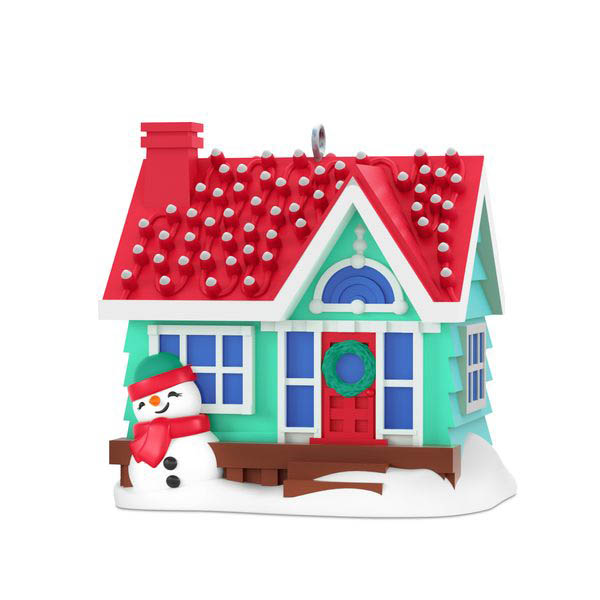 2018 Holiday House, Magic, Miniature - AVAIL OCT
