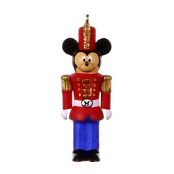 2019 Nutcracker Mickey - Disney Mickey Mouse, Miniature