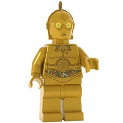 2019 C-3PO - LEGO Star Wars - AVAIL OCT