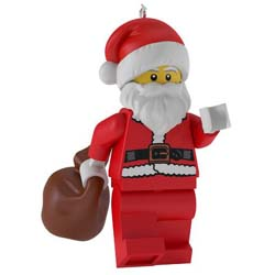 2019 Santa Claus, Lego - PRE-ORDER NOW, SHIPS AFTER JULY 13