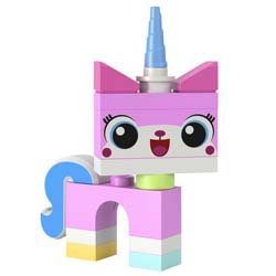 2019 Unikitty - THE LEGO MOVIE 2 - AVAIL OCT