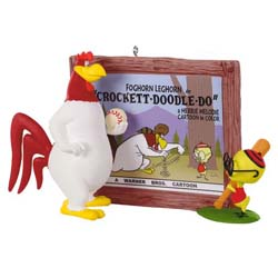 2019 Crockett-Doodle-Do Foghorn Leghorn, LOONEY TUNES - PRE-ORDER NOW, SHIPS AFTER JULY 13