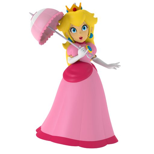 Super Mario Princess Peach marionnette