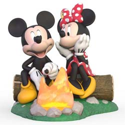 2019 Fireside Friends - Disney Mickey and Minnie - PRE-ORDER NOW - SHIPS AFTER OCT 7