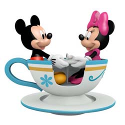 2019 Teacup for Two - Disney Mickey and Minnie