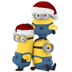 2019 Merry Minions - AVAIL NOV