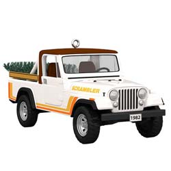2019 1982 Jeep CJ-8 Scrambler, All-American Trucks #25