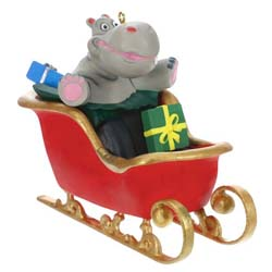 2019 I Want a Hippopotamus for Christmas - PRE-ORDER NOW, SHIPS AFTER JULY 13