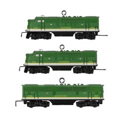 2019 LIONEL 2231W Southern Freight Set, Miniature - AVAIL OCT