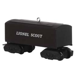 2019 LIONEL 1001T Scout Tender - PRE-ORDER NOW, SHIPS AFTER JULY 13