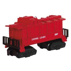 2019 LIONEL 1007 Caboose - PRE-ORDER NOW, SHIPS AFTER JULY 13
