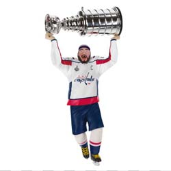 2019 Alex Ovechkin Washington Capitals, Hockey Greats Compliment