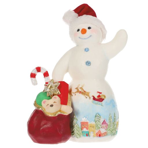 Hallmark Christmas In July 2019 Ornaments.2019 Kris O Kindly Snowtop Lodge 15 Avail July