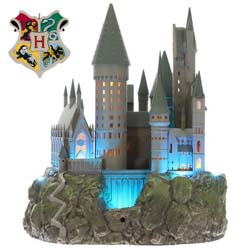2019 Hogwarts Castle Tree Topper - Harry Potter Collection