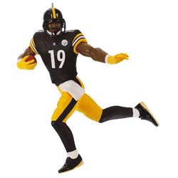 2019 JuJu Smith-Schuster Pittsburgh Steelers, Football Legends Compliment - PRE-ORDER NOW, SHIPS AFTER JULY 13
