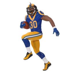 2019 Todd Gurley Los Angeles Rams, Football Legends Compliment