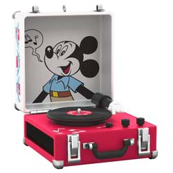 2019 Mickey Mouse Record Player - Disney Mickey Mouse, Magic - AVAIL JULY