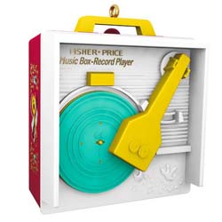 2019 Music Box Record Player - Fisher Price, Magic