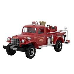 2019 1958 Dodge Power Wagon Fire Engine, Fire Brigade #17