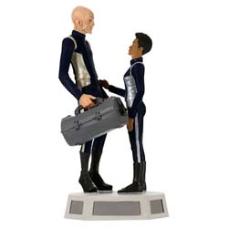 2019 Commander Saru and Michael Burnham, Star Trek : Discovery, Magic
