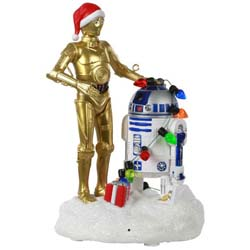 2019 C-3PO and R2-D2 Peekbuster Star Wars, Magic