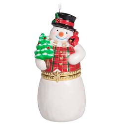 2019 Limoges Snowman - AVAIL OCT