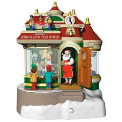 2019 Kringle's Toy Shop - PRE-ORDER NOW, SHIPS AFTER JULY 13