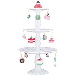 2019 Bake Up Some Yum Miniature Tree Set, Miniature