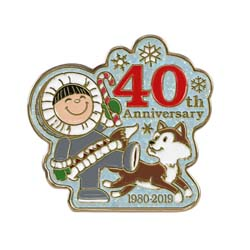2019 40 Years of Frosty Friends Pin - PRE-ORDER NOW, SHIPS AFTER JULY 13