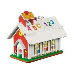 2019 Lil' School House - Fisher Price, Miniature