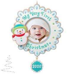 2020 My Very First Christmas