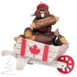 2020 Christmas in Canada - PRE ORDER NOW - SHIPS AFTER JULY 13